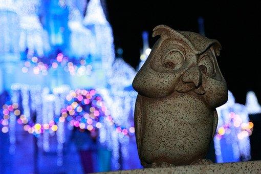 Disneyland, California, Anaheim, Architecture, Building