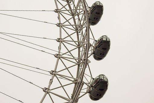 London Eye, London Eye Capsule, London, Attraction
