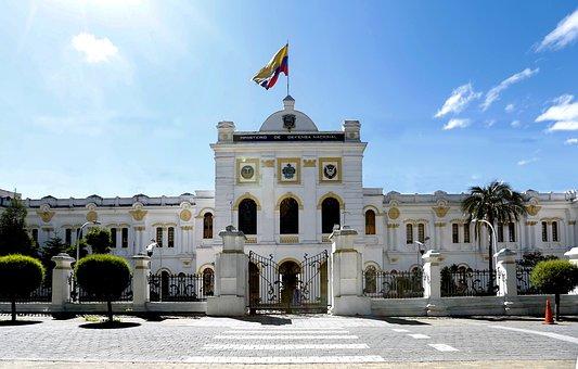 Ministry Of Defence, Policy, Ecuador, Quito