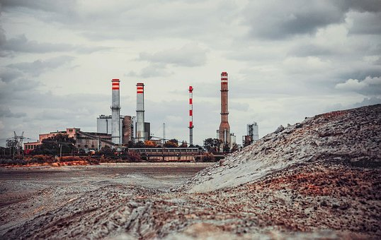 Chimneys, Power Station, Chimney, The Industry