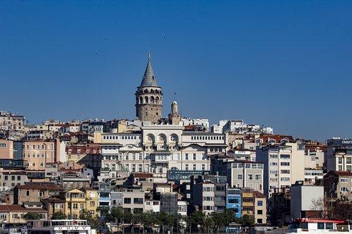 Galata, Tower, Istanbul, Date, Karaköy, Eminönü, Turkey
