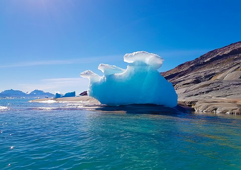 Greenland, Iceberg, Fjord, Sermilik, Ice, Arctic, Sea