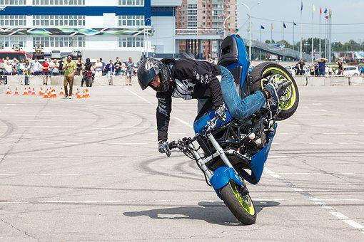 Biker, Bike Show, Motorcycle, Khabarovsk, Arena Erofey