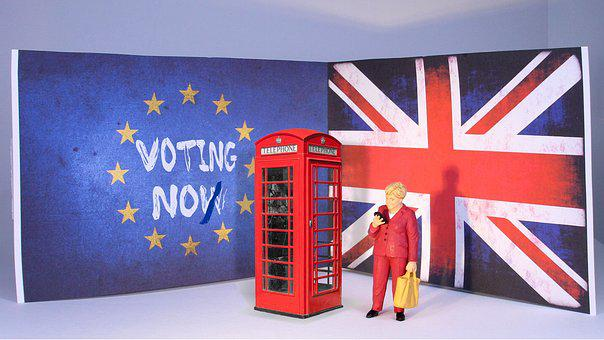 Brexit, United Kingdom, Miniature Figures, Europe