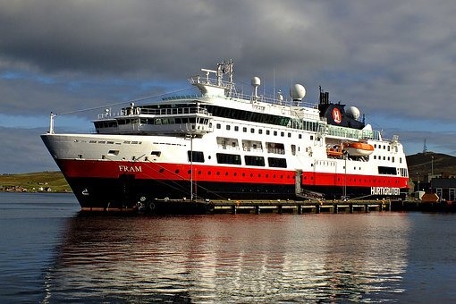 Cruise, Cruise Liner, Liner, Ship, Sea, Vacation, Ocean