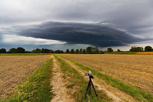 Cumulonimbus, Storm Hunting, Meteorology, Thunderstorm