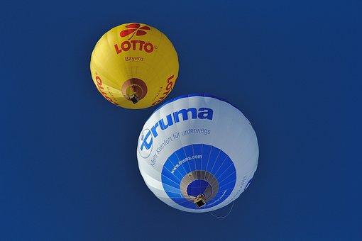 Hot Air Balloon, Balloon, Hot Air Balloon Ride, Flying