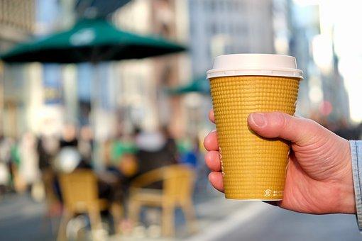 Pedestrian Heaven, Holiday, City, Coffee, Walking