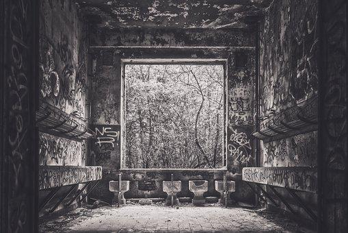 Lost Places, Pforphoto, Abandoned, Transience, Decay