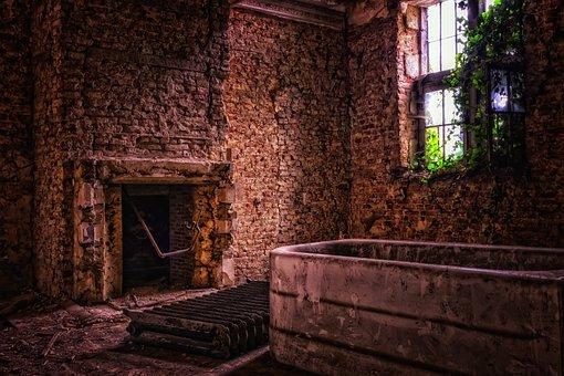 Tub, Bath, Swim, Wash, Lost Places, Pforphoto