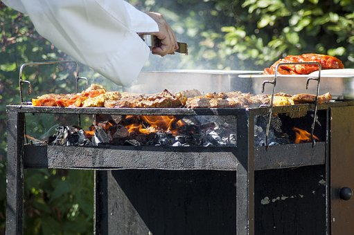 Barbecue, Meat, Carbon, Bbq, Grill, Steak, Food, Eat