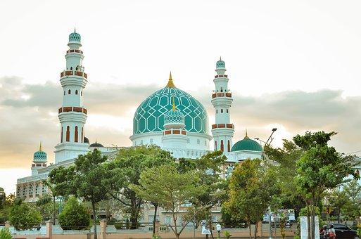 Mosque, Building, Muslim, Islam, Religion, Travel