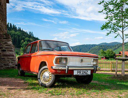 Prince, Auto, Oldtimer, Vehicle, Classic, Pkw, Old