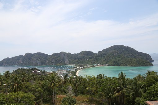 Phi Phi, Island, Phuket, Thailand, Sea, Nature, Water