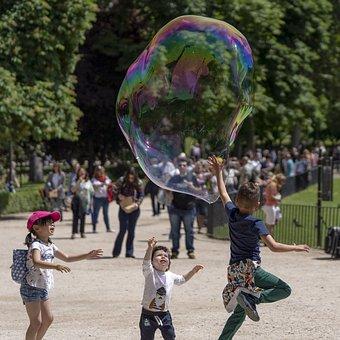 Kids, Playing, Fun, Children, Childhood, Outdoor, Child