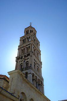 St Duje, Split, Croatia, Cathedral Of Saint Domnius