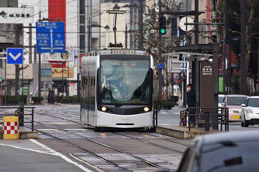 Traffic, Road, Train, Electric Train, Tram, Vehicle