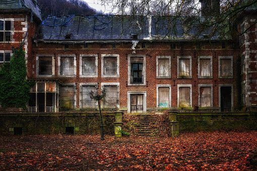 Lost Places, Villa, House, Abandoned, Old, Forget