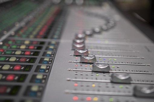 Recording, Audio, Studio, Podcast, Voice, Volume