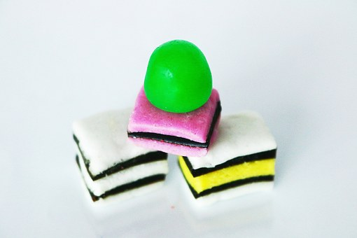 Candy, Multicoloured, Colors, Pink, White, Black