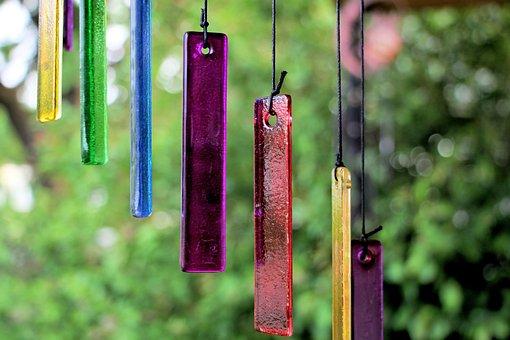 Color, Glass, Purple, Colorful, Blue, Decorative