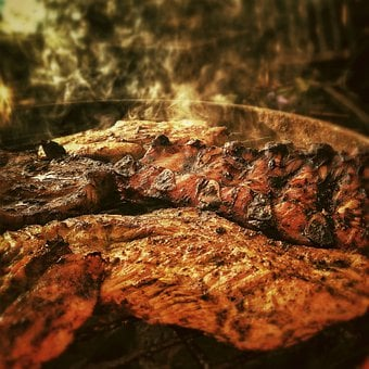 Barbecue, Hot, Free, Summer, Grill, Flame, Grills