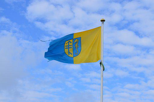 Hiddensee, Flag, Coat Of Arms