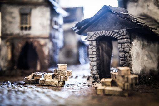 House, Miniature, Small, Little, Model, Hobby, Foreign