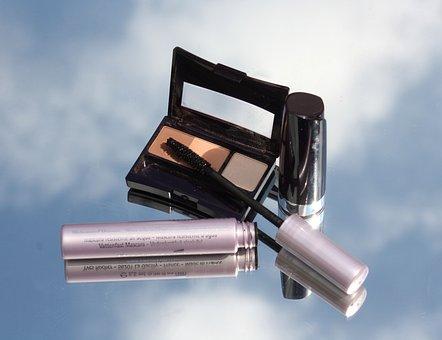 Going Out, Make Up, Makeup Set, Mascara, Mirror