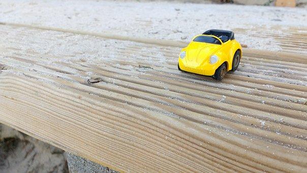 Brinquedo, Carro, Madeira, Miniatura, Miniaturas