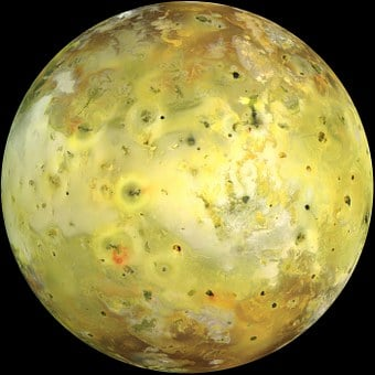 Moon, Jupiter, Io, Solar System, Asteroid, Meteor