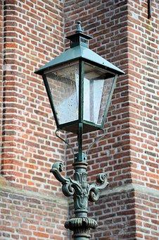 Lantern, Antique, Light, Street, Street Light, Lamp