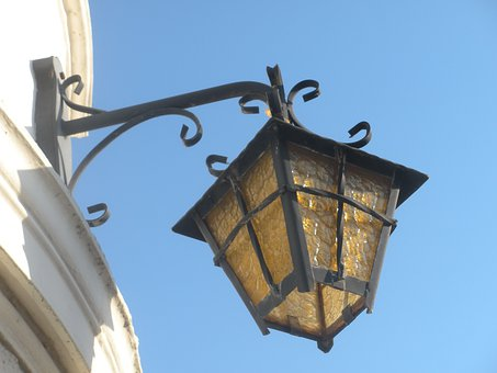 Streetlamp, Lights, Lamp, City, Streetlight