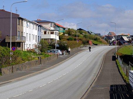 Torshavn, Road, Bike