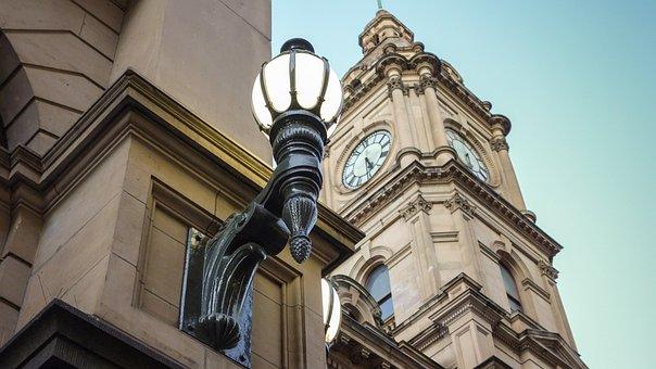 Street, Streetlight, Lamp, Light, City, Urban, Town