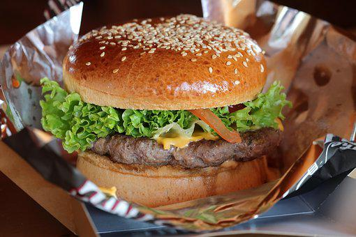 Burger, Cheese Burger, Burgers, Hamburger, Big Burger