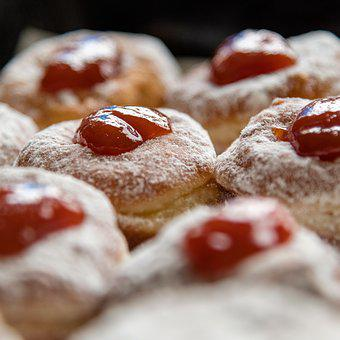Donuts, Fánky, Carnival, Baking, Celebration