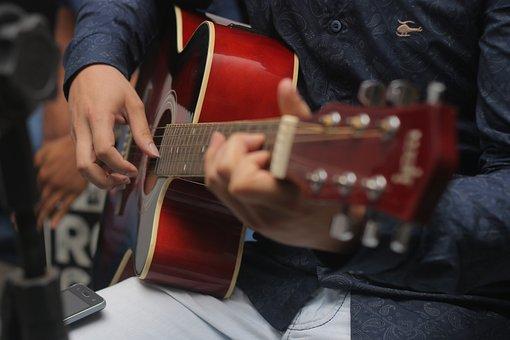 Music, Guitar, Acoustic, Culture