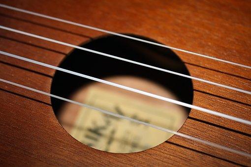 Strings, Ukulele, Instrument, Music, Acoustic, Hawaiian