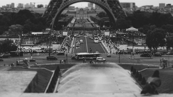 Paris, Louvre, France, Architecture, Construction