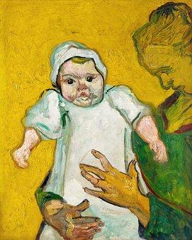 Antique, Art, Artwork, Baby, Detailed, Dutch, Famous