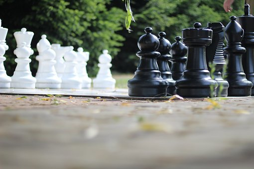 Chess, Beginning, Clean Up, Win, Kings, Play, Strategy