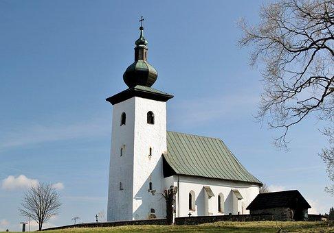 Church, Monastery, Kremnica, Krahule, Slovakia