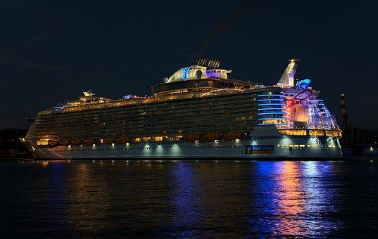 Cruise, Sea, Ship, Royal Caribbean