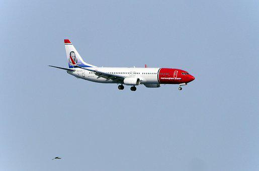 Landing, Flyer, Aircraft, Jet, Private Company