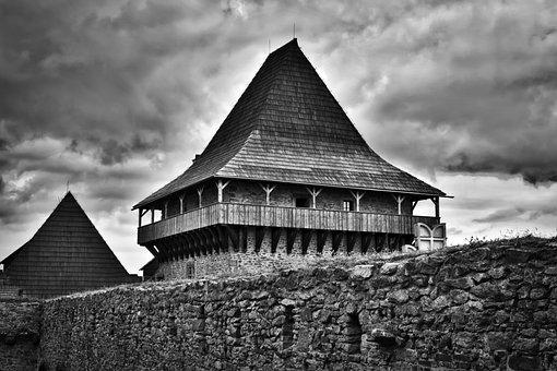Castle, Castle Lipnice, Lipnice, Middle Ages, Heaven