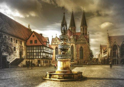 Braunschweig, Historic Center, Lower Saxony