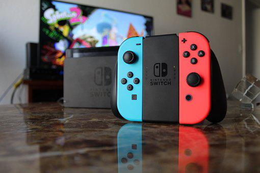 Nintendo Switch, Switch, Nintendo, Console