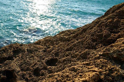 Rocks, Kennedy, Stone, Reflection, Landscape, Water