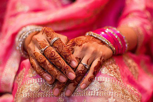 Hand, Indian Wedding, Heena, Wedding, Mehndi, Jewelry